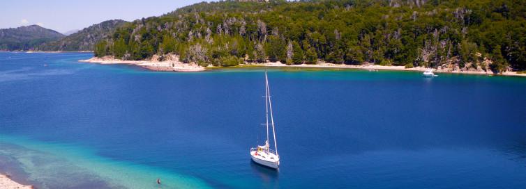 Sailboat Bariloche 2