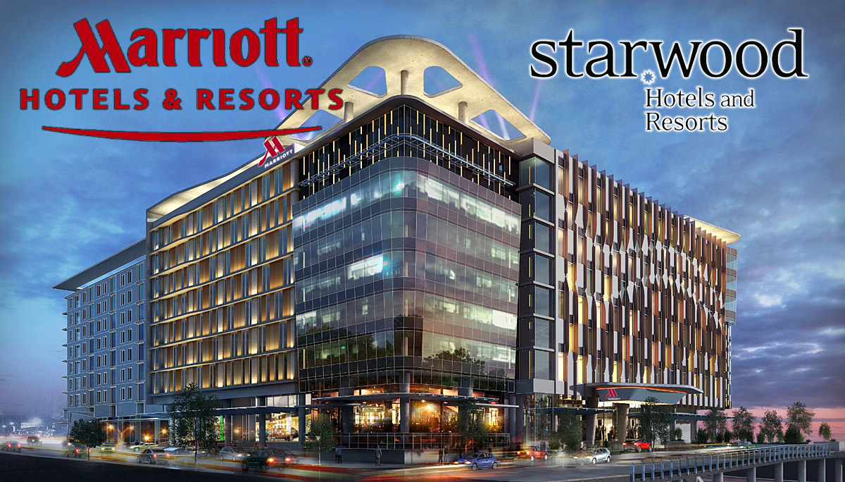Marriott to buy Starwood to create world's biggest hotel ...
