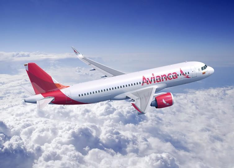 Avianca-Aibus-A320